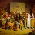 """""""The Country Wedding"""" 1820"""