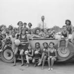 Highland Beach, Maryland, YWCA camp for girls. 1930-31.