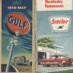 Road Maps c. 1950s -1960s