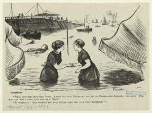 Visiting Etiquette, 1891