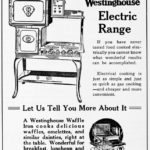 New technology calls for new recipes, 1922