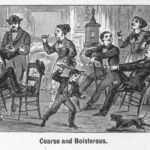 Bad Conversational Etiquette - 19th Century