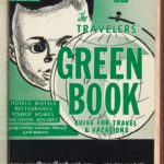 Cover of The Travelers' Green Book, 1960. T