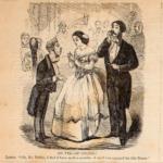 Dance Card Etiquette, 1858