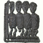 14th century pilgrim badge
