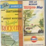 Travel Ephemera c. 1950-1960
