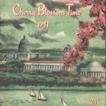 Washington D.C. Travel Brochure, 1951