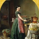 19th century middle class woman's sphere in the home