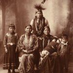 Native American Family, c. 1899