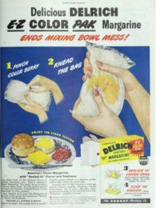 Oleo Advertisement, 1948
