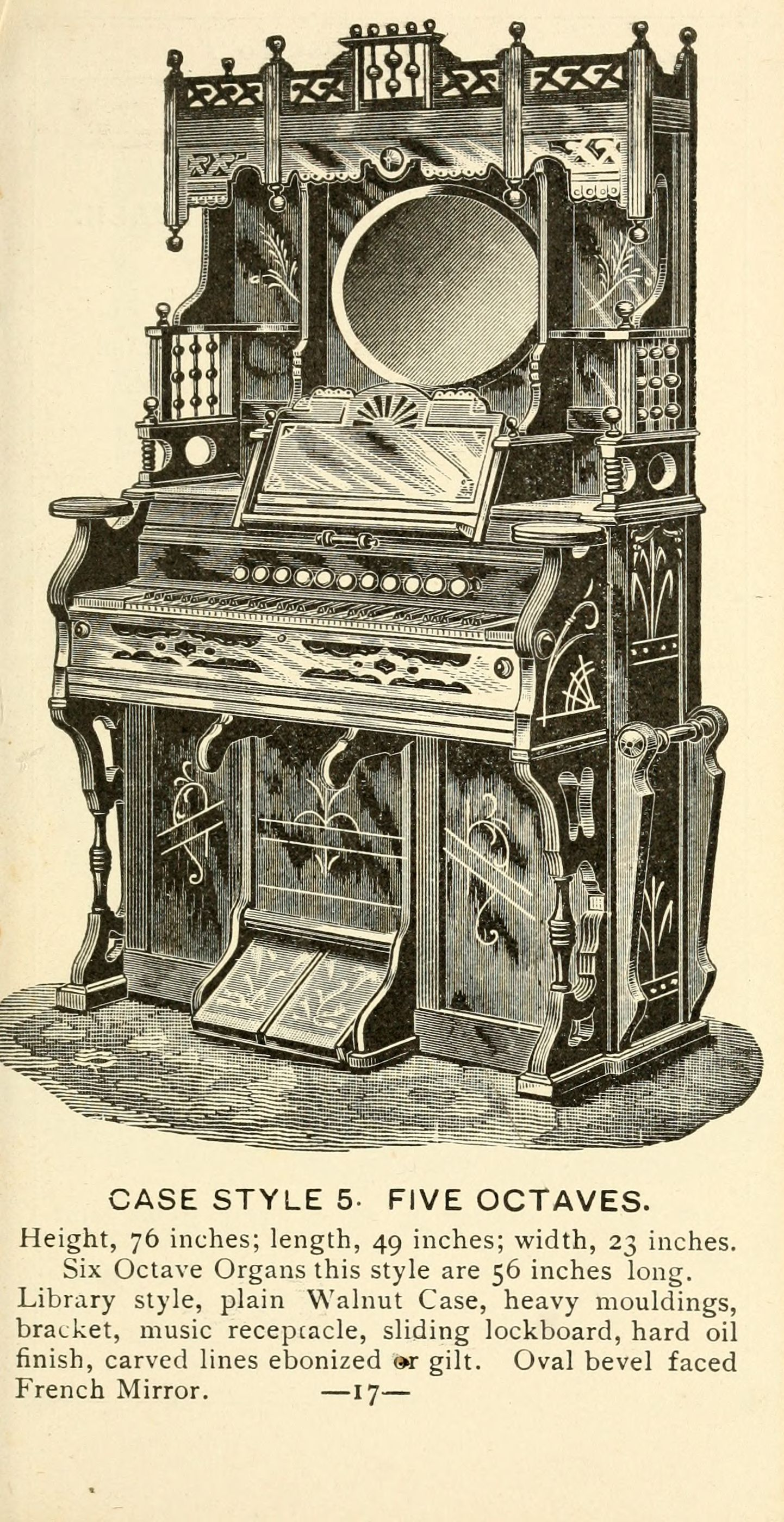 Hall Stands and Parlor Organs: Status Symbols in the 19th Century Home
